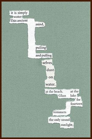 found poem © j.i. kleinberg ~ it is simply