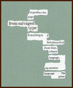 found poem © j.i. kleinberg ~ to produce