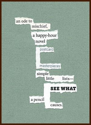 found poem © j.i. kleinberg ~ an ode