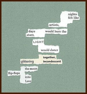 found poem © j.i. kleinberg ~ nights