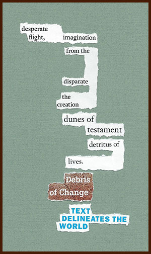 found poem © j.i. kleinberg ~ desperate