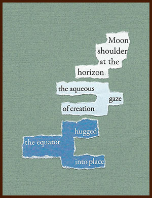 found poem © j.i. kleinberg ~ Moon