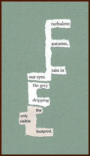 found poem © j.i. kleinberg ~ turbulent