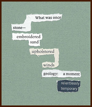 found poem © j.i. kleinberg ~ What was