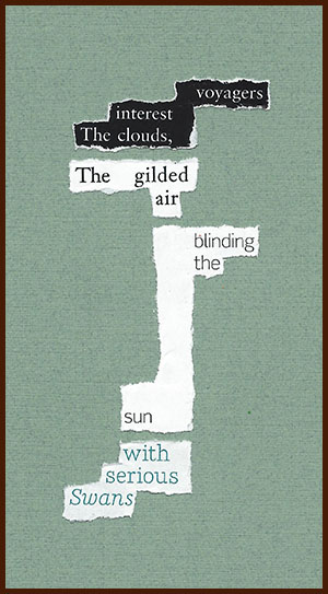 found poem © j.i. kleinberg ~ voyagers