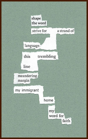 found poem © j.i. kleinberg ~ shape