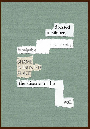 found poem © j.i. kleinberg ~ dressed