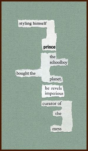 found poem © j.i. kleinberg ~ styling
