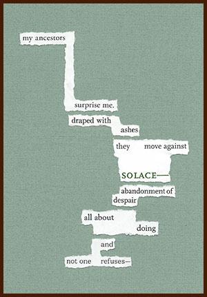 found poem © j.i. kleinberg ~ my ancestors