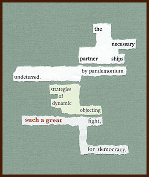 found poem © j.i. kleinberg ~ the necessary
