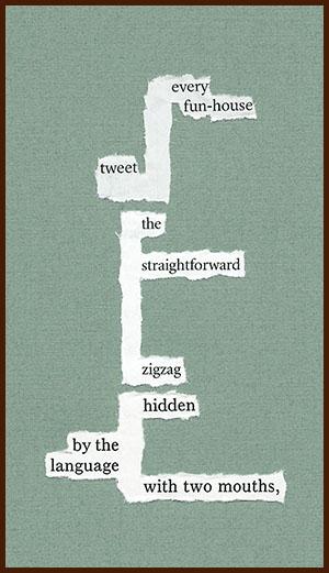 found poem © j.i. kleinberg ~ every fun-house
