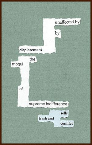 found poem © j.i. kleinberg ~ unaffected
