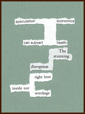 found poem © j.i. kleinberg ~ speculationfound poem © j.i. kleinberg ~ speculation