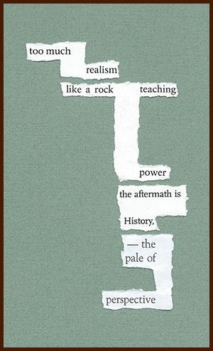 found poem © j.i. kleinberg ~ too much