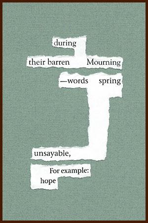 found poem © j.i. kleinberg ~ during