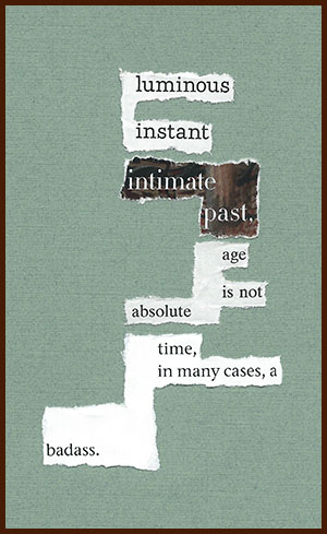 found poem © j.i. kleinberg ~ luminous