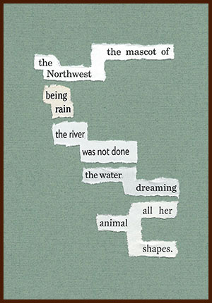 found poem © j.i. kleinberg ~ the mascot