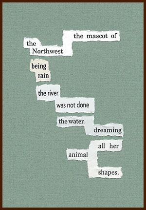 found poem © j.i. kleinberg ~ the mascot