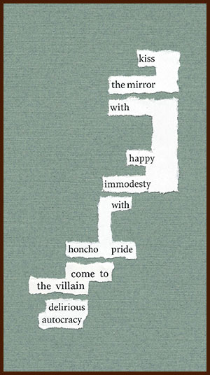 found poem © j.i. kleinberg ~ kiss