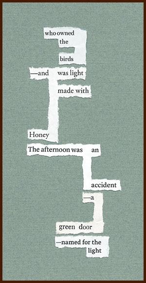 found poem © j.i. kleinberg ~ who owned
