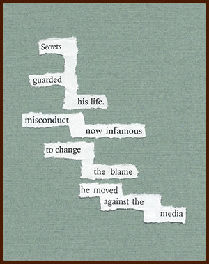 found poem © j.i. kleinberg ~ Secrets