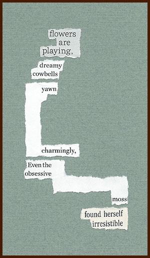 found poem © j.i. kleinberg ~ flowers