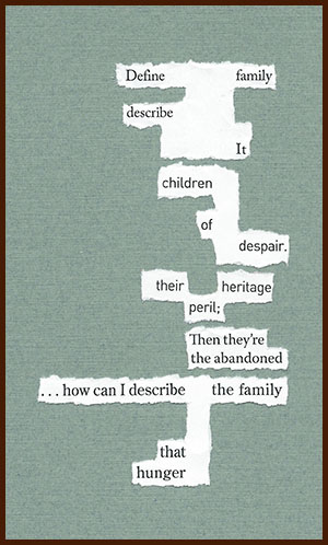 found poem © j.i. kleinberg ~ Define