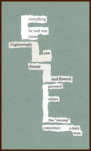 found poem © j.i. kleinberg ~ everything