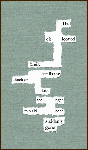 found poem © j.i. kleinberg ~ The dislocated