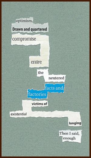 found poem © j.i. kleinberg ~ optimism
