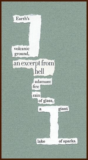 found poem © j.i. kleinberg ~ Earth_s