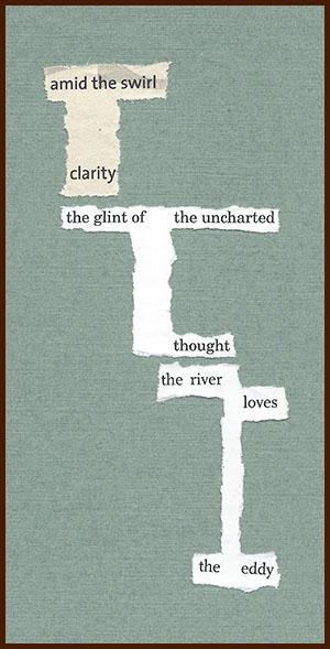 found poem © j.i. kleinberg ~ amid the swirl