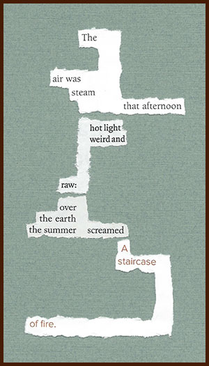 found poem © j.i. kleinberg ~ The air