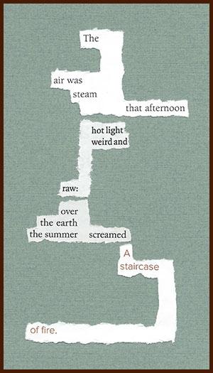 found poem © j.i. kleinberg ~ The air