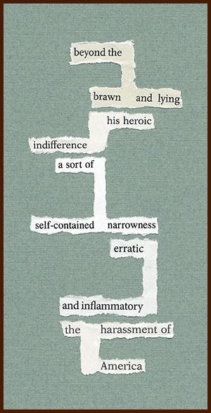 found poem © j.i. kleinberg ~ beyond