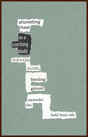 found poem © j.i. kleinberg ~ shoveling