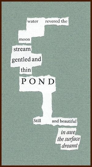 found poem © j.i. kleinberg ~ water
