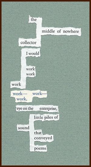 found poem © j.i. kleinberg ~ the middle