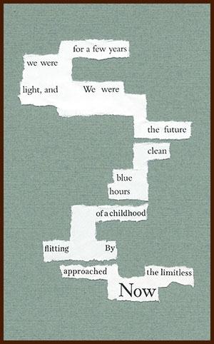 found poem © j.i. kleinberg ~ for a few years