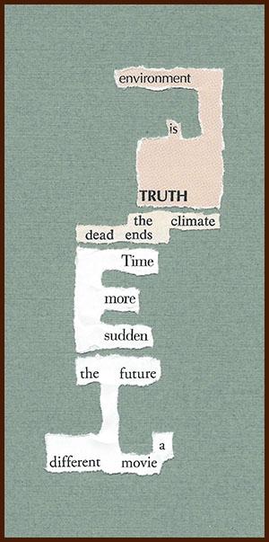 found poem © j.i. kleinberg ~ environment