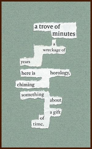 found poem © j.i. kleinberg ~ a trove