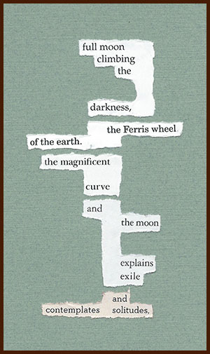 found poem © j.i. kleinberg ~ full moon