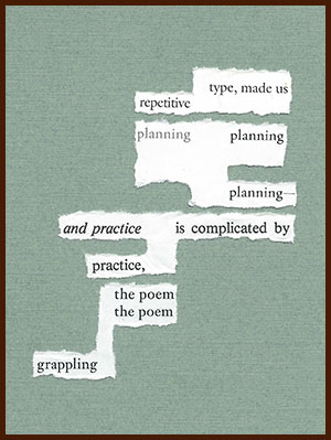 found poem © j.i. kleinberg ~ type